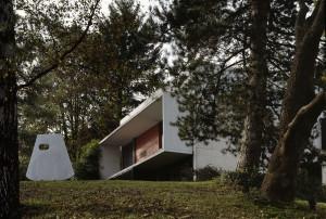 Andreè Wogenscky   maison de l'architecture 1954