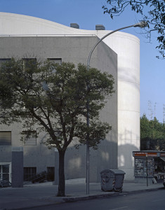 Piergiorgio Corazza  edificio Enel a Matera