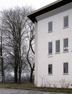 Giò Ponti Istituto italiano di cultura a Stoccolma