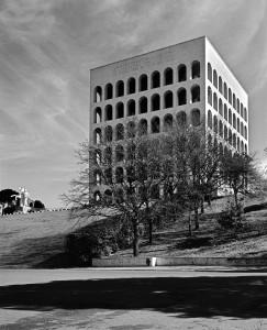 La Padula  palazzo della civiltà e del lavoro Eur Roma