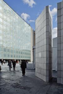 Jean Nouvel  Istituto del Mondo Arabo a Parigi