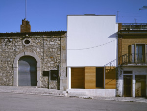 Raimondo Guidacci  abitazione a Orsara di Puglia 4