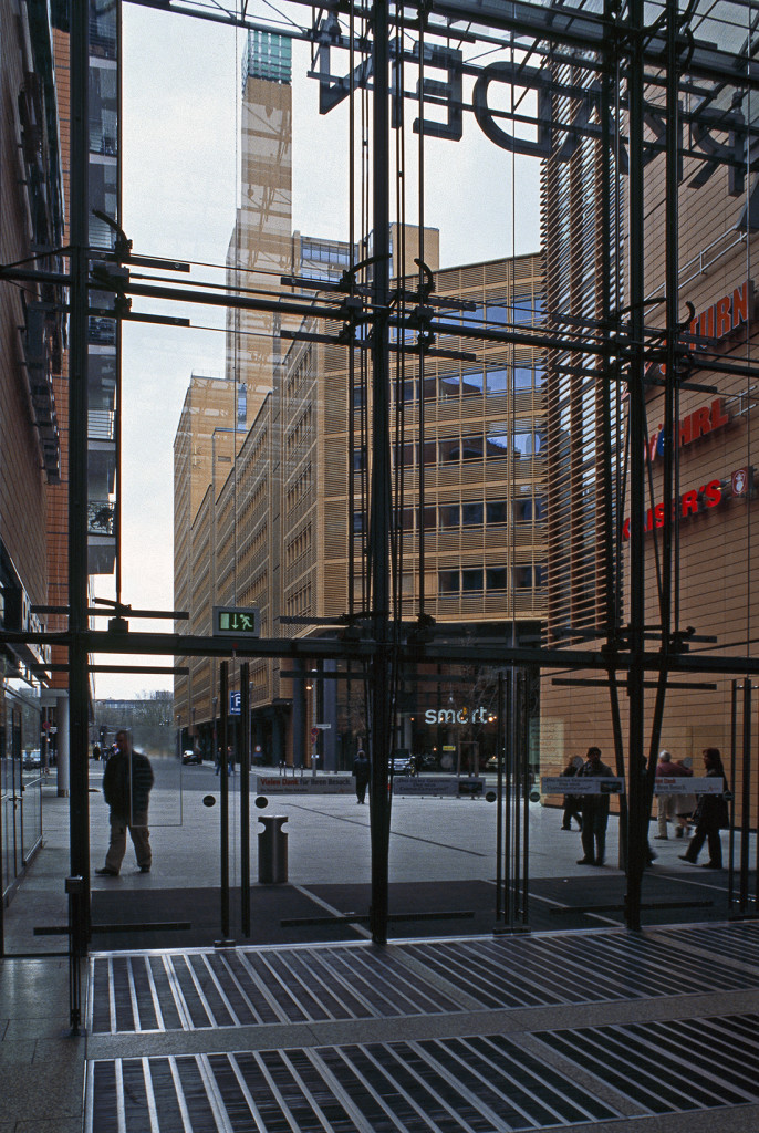 Renzo Piano  Debis-Center  (Potsdamer Platz)