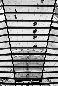 Norman Foster  cupola del Il palazzo del Reichstag