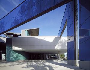 Henri Ciriani  musée de l'arles antique