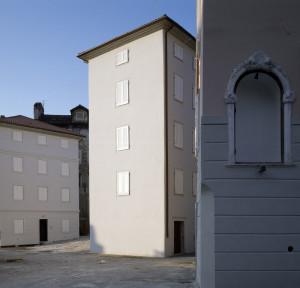 Maurizio Bradaschia   caseggiato a Trieste