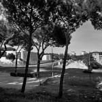 Accademia di scherma al Foro italico  Roma  arch. Luigi Moretti