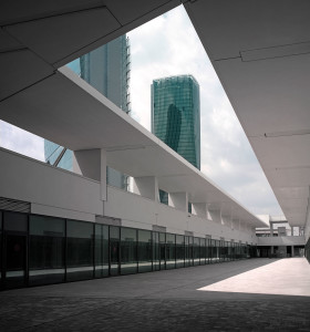 Citylife-3  Milano  Mauro Galantino - Arata Isozaki - Zaha Hadid