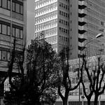 Torri delle finanze  architetti  Ligini, Cafiero, Marinucci e Venturi