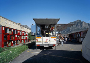 laboratori provvisori politecnico di Milano a Lecco