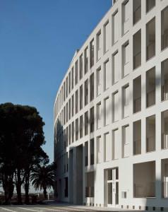 edificio a Bisceglie  arch.Lorenzo Netti /Gloria Valente
