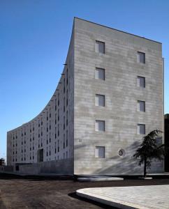 edificio a Bisceglie  arch. Lorenzo Netti /Gloria Valente