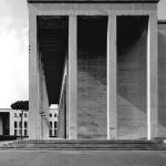 palazzo degli uffici dell'ente Eur 1 Roma  Arch. Marcello Piacentini