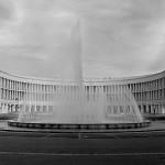 palazzo dell'Ina Eur Roma  arch. Giovanni Muzio