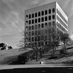 palazzo della civilta e del lavoro-roma-architetti Giovanni Guerrini Ernesto Lapadula e Mario Romano