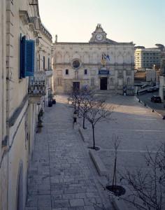 piazza Ridola Matera