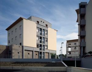 quartiere a Matera arch. Luigi Acito