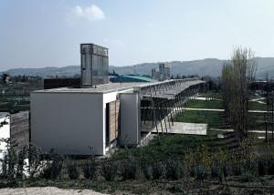 scuola a Ponticelli  arch. Alessandro Contavalli