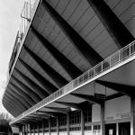 stadio Flaminio 2 Roma  arch. Antonio Nervi