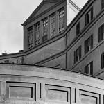 teatro Palladium  Garbatella Roma  arch. Innocenzo Sabbatini