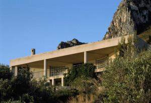 villa a Aspra - Palermo  arch. Armando Barraja