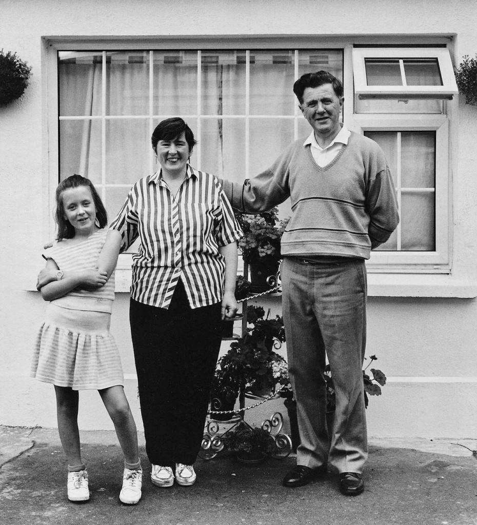 famiglia irlandese