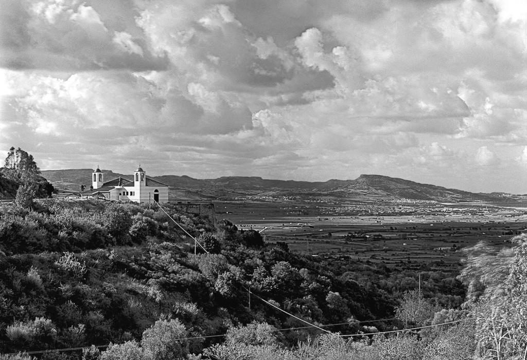 Giovanni Fara  Chiesa a  Badesi - Sardegna -