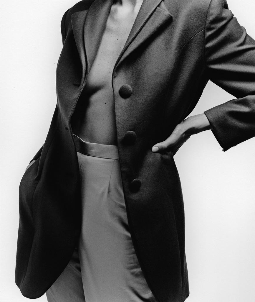 Anna Lenti collezione  modella Cristina Calligaris
