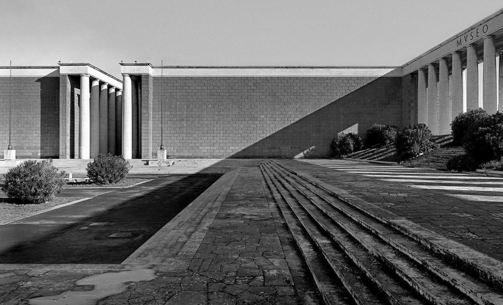 Pietro Aschieri  museo della civiltà EUR