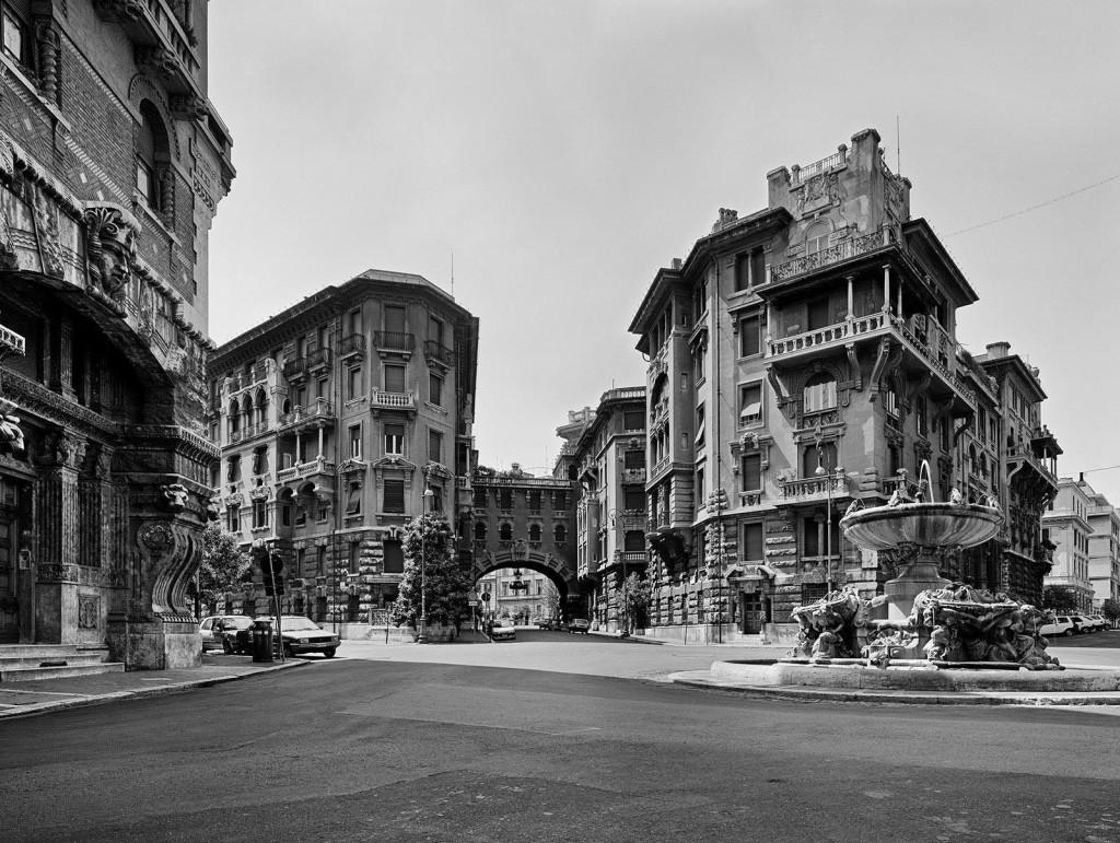 quartiere Coppedè - Roma