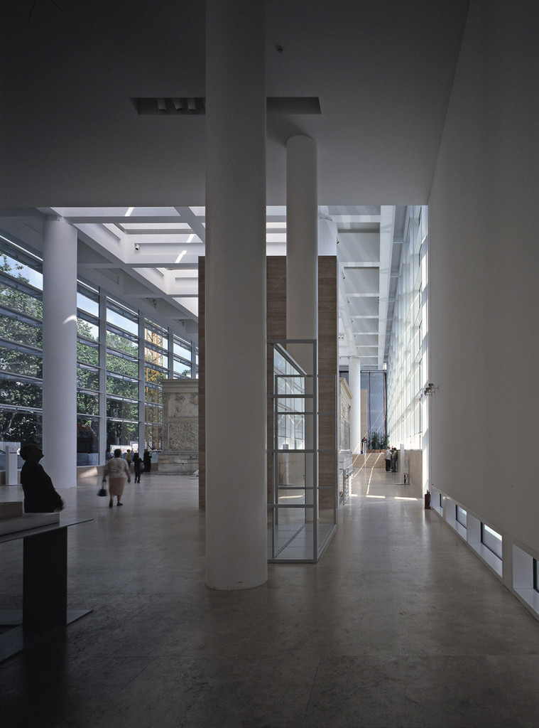 Richard Meyer  ARA PACIS  Roma
