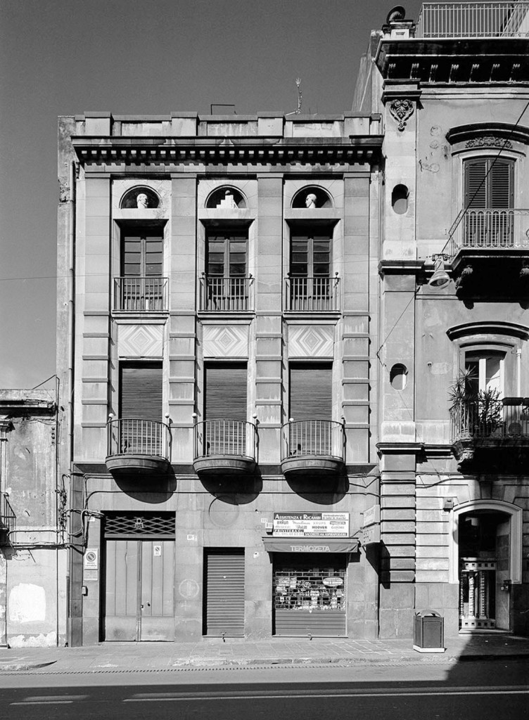 casa in via Etnea Catania