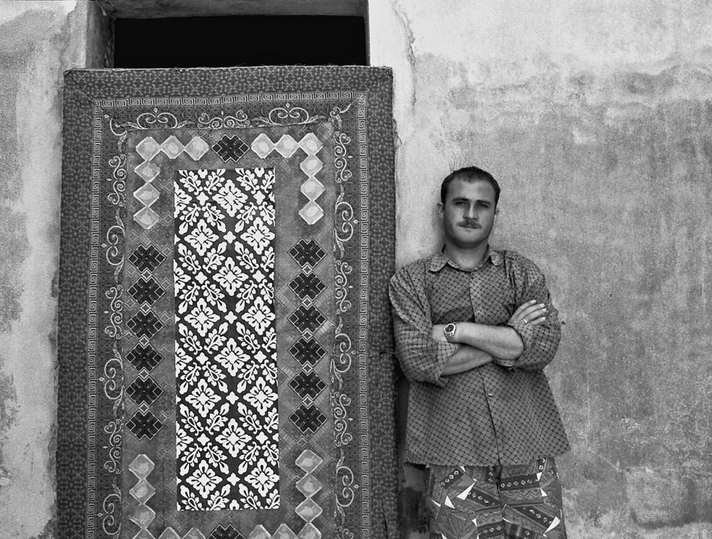 """da """" regard croisé """"  Aleppo 2003"""