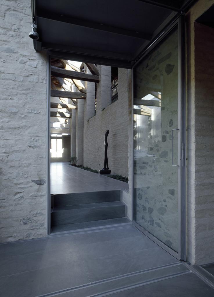 Guido Canali edificio per abitazione a Parma