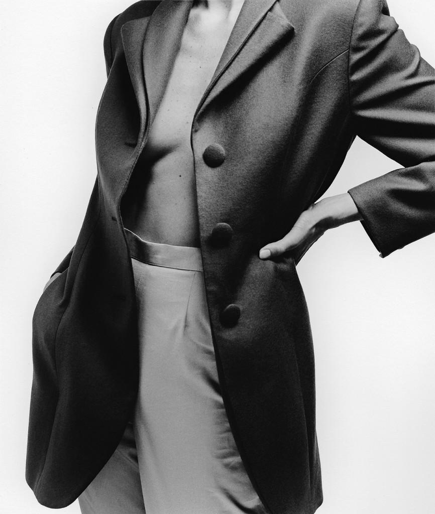 Anna Lenti collezione 8 modella Cristina Calligaris