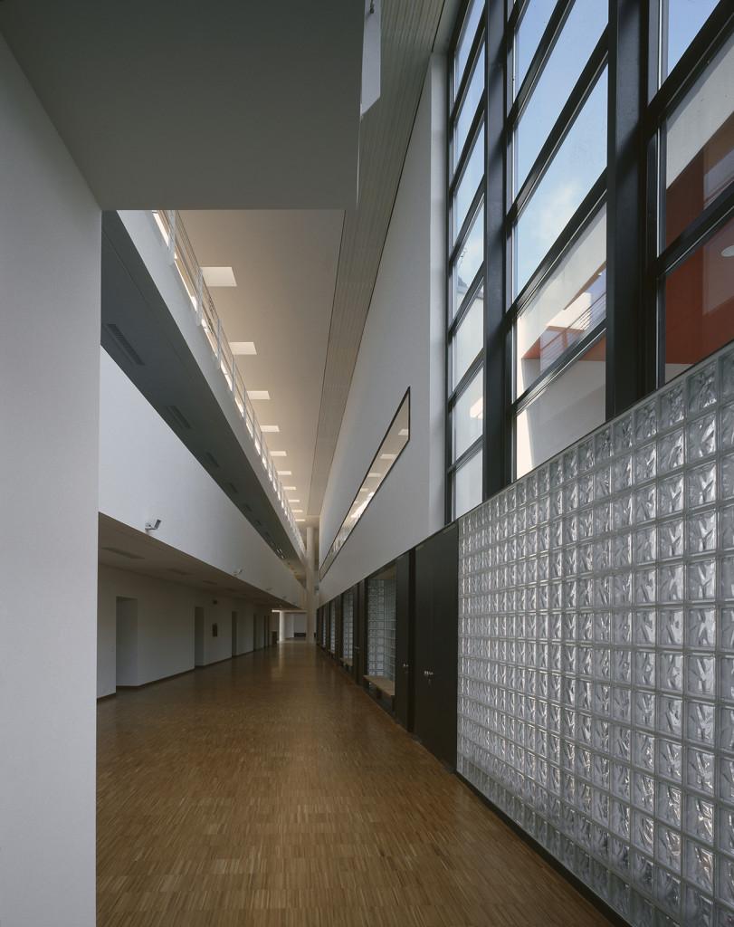 complesso scolastico a San Giovanni Valdarno